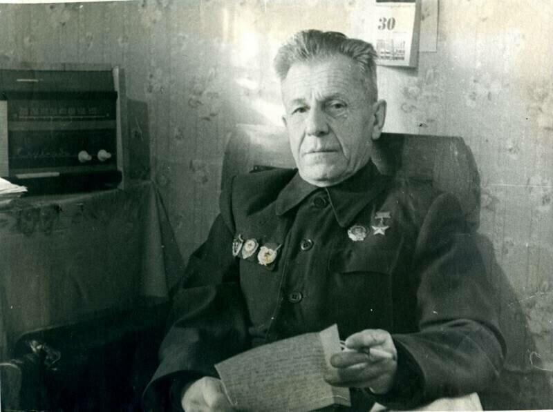 Петр Широнин после войны
