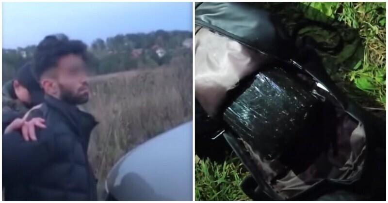 В Подмосковье поймали выходца из Средней Азии с сумкой наркотиков