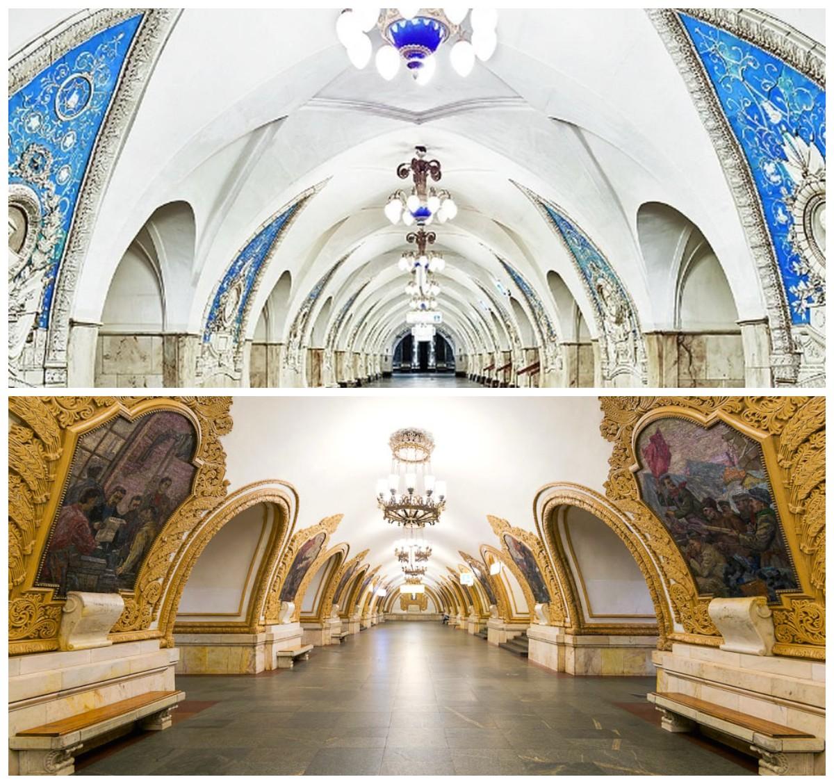 Памятник архитектуры под землей